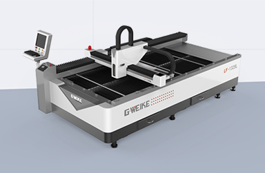 LF1325LC Fiber & CO2 Dual Use Laser Cutting Machine