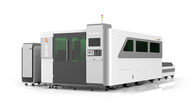 LF3015G  Whole cover laser cutting machine