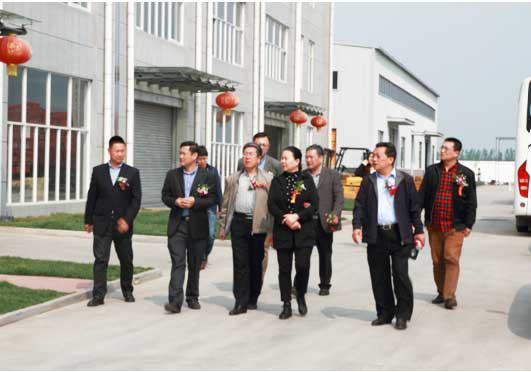 G.WEIKE NEW FACTORY OPENING CELEBRATION