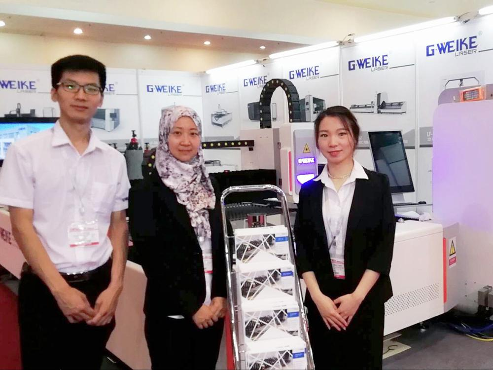 G.WEIKE INTERMACH 2018 (Thailand) successfully completed